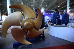 المعرض الدولي للصناعات البحرية الايرانية /صور