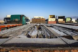 ترانزیت ۷میلیون تن کالا از مرزهای زمینی و آبی/رشد ۴ درصدی ترانزیت