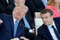 Macron, Trump and Iran's future