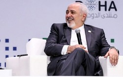 Zarif to U.S.: At least become 'less lawless'
