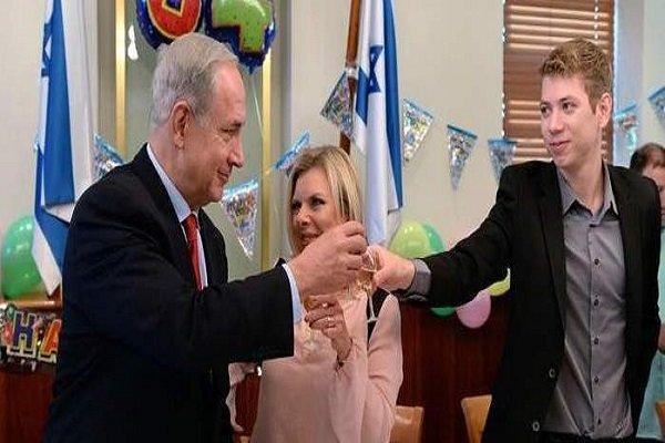 فيسبوك علق حساب نجل نتانياهو لمدة 24 ساعة
