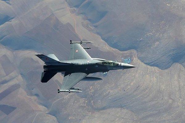 Irak'ın kuzeyine operasyon yapıldı