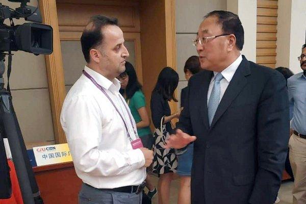 China eyes broadening trade, business ties with Iran