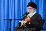"""بحث """"خارج الفقه"""" لقائد الثورة الإسلامية /صور"""