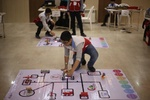 """منافسات المشاريع الروبوتية في محافظة """"كلستان""""/ صور"""