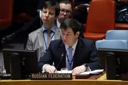 US keeps its military presence in Syria to rob Syrian people: Russian diplomat
