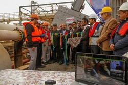 پروژه طراحی و ساخت اولین بازوی بارگیری نفت خام کشور افتتاح شد