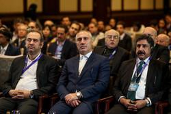 مراسم افتتاحیه اجلاس عالی مدیریت اطلاعات بلایا