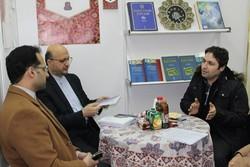 سفیر ایران در بوسنی از نمایشگاه زمستانی کتاب سارایوو بازدید کرد
