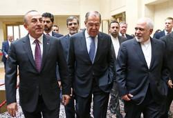 İran, Türkiye ve Rusya'dan Cenevre'de Suriye konulu toplantı