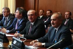 Suriye anayasa komisyonu çalışmalarında önemli aşamaya geldik