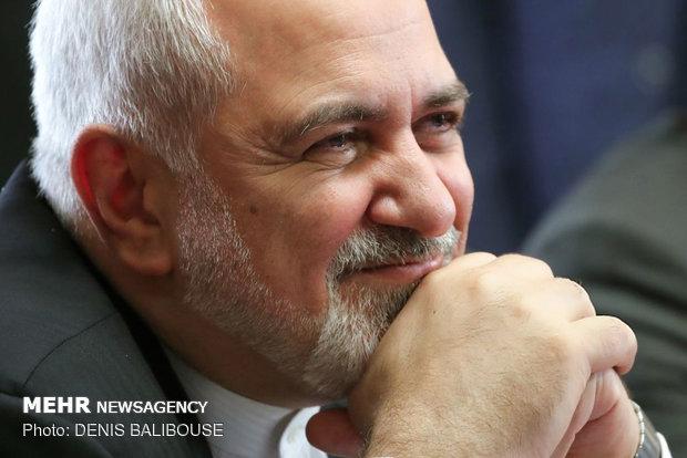 ظريف: التبادل التجاري بين العراق وإيران بلغ 8 مليار دولار سنوياً