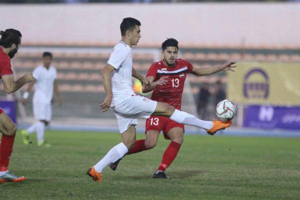 تیم فوتبال امید ایران یکی از مدعیان جدی صعود به المپیک است