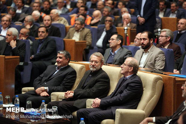 National 'transportation week' commemorated in Tehran