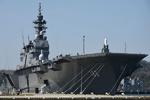 اليابان تبني أول حاملة طائرات وتشتري 18 مقاتلة