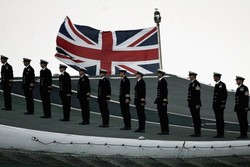 British strategy in the Indo-Pacific region: Conquest of the world from the deck of a ship