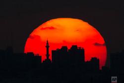 Ortadoğu'da çekilen yılın en iyi fotoğrafları