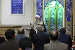 مساجد باید پویا و در ارتباط با جامعه باشند