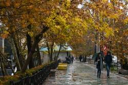 احتمال اولین بارش پاییزی در غرب اصفهان/ دما رو به کاهش است