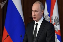 Putin signs INF treaty suspension into law