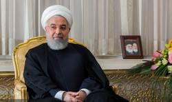 Rouhani praises Erdogan's stance against U.S. sanctions