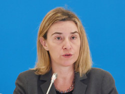 EU to continue efforts to preserve Iran nuclear deal: Mogherini