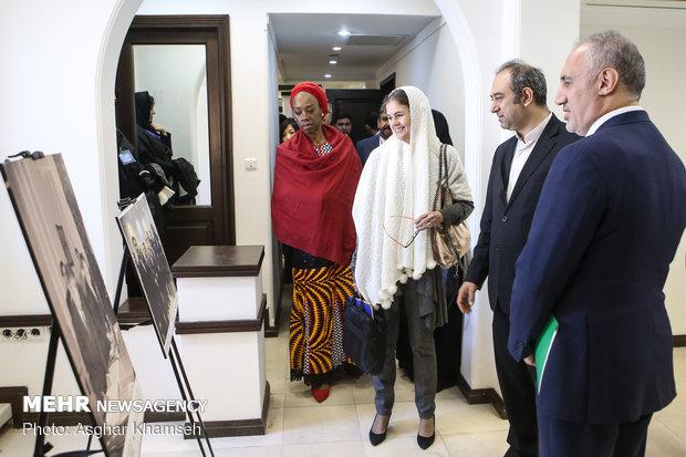 APDIM inauguration ceremony in Tehran