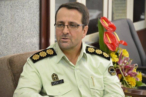 استان زنجان از نظر امنیت در جایگاه خوبی قرار دارد