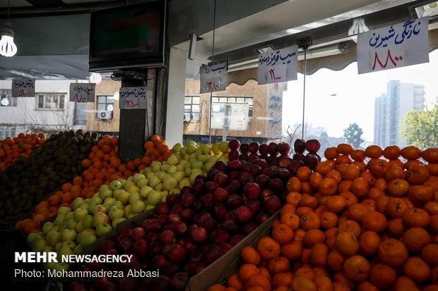 گشت سازمان تعزیرات حکومتی به مناسبت شب یلدا - 6