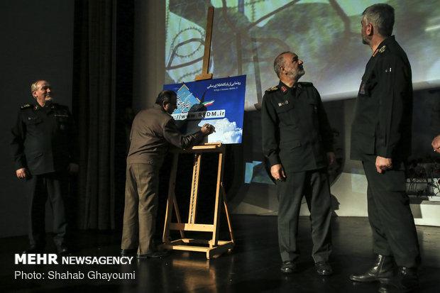مراسم تجلیل از راویان نهضت خاطره گویی دفاع مقدس