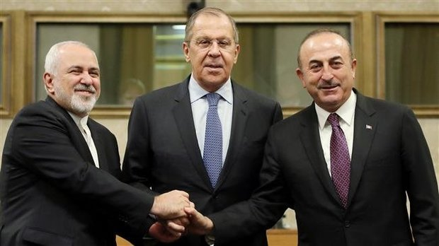 Russia, Iran & Turkey agree to launch Syrian constitution committee