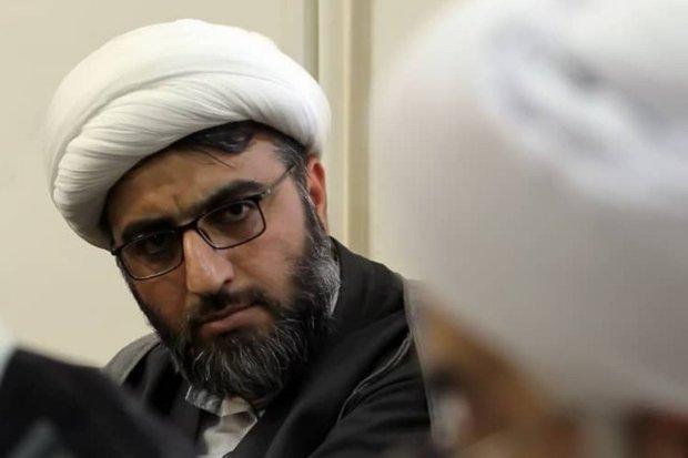 حجتالاسلام «عزت زمانی» مدیرکل جدید تبلیغات اسلامی استان قم شد