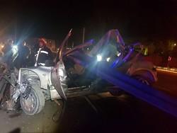 ۲ کشته و ۳ مصدوم در حادثه رانندگی جاده تبریز- آذرشهر