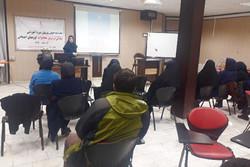 طرح «خادم »ویژه مربیان هلال احمر در قزوین برگزار شد