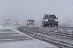 پیش بینی بارش شدید برف در جاده چالوس/احتمال آبگرفتگی معابر