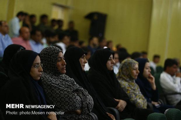 بازدید و کلنگ زنی چند طرح عمرانی هرمزگان با حضور رئیس مجلس شورای اسلامی