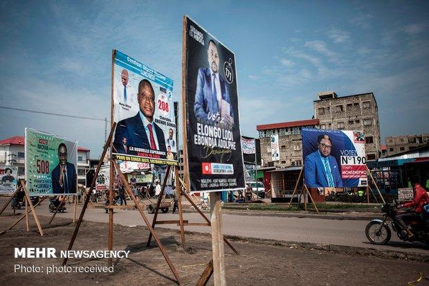 رقابت های انتخاباتی در جمهوری دموکراتیک کنگو