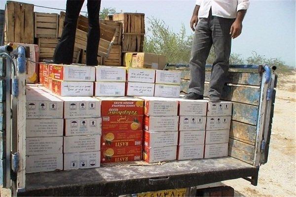 ارزش ریالی کالای قاچاق در استان سمنان ۹۴۴ درصد افزایش داشت