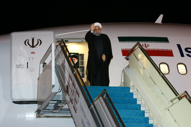 President Rouhani to visit Russia on Thursday
