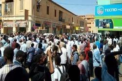 یک کشته و ۶ زخمی در اعتراضات سودان