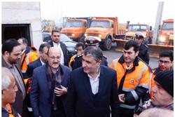 وزیر راه و شهرسازی وارد استان قزوین شد