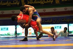 Bimeh Razi crowned at GR World Wrestling Clubs Cup