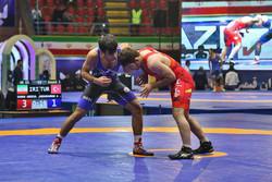 محمدرضا گرایی به مدال طلا رسید