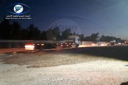 آمریکا برغم اعلام خروج از سوریه درحال ساخت پایگاه جدید است
