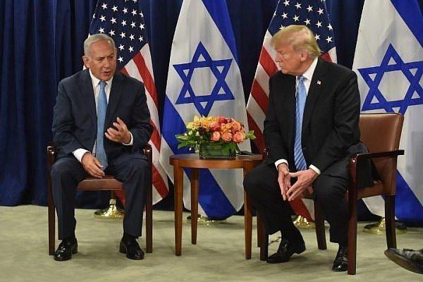نتانیاهو:با ترامپ در مورد خروج از سوریه و تجاوز ایران گفتگو کردم!