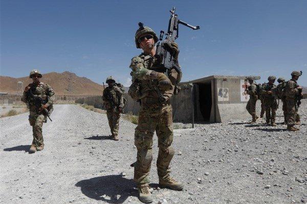 پایگاه تروریستهای آمریکایی در افغانستان هدف حمله موشکی قرار گرفت