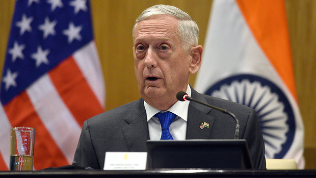 Mattis leaving Pentagon, disappointed of fulfilling his hopes in West Asia