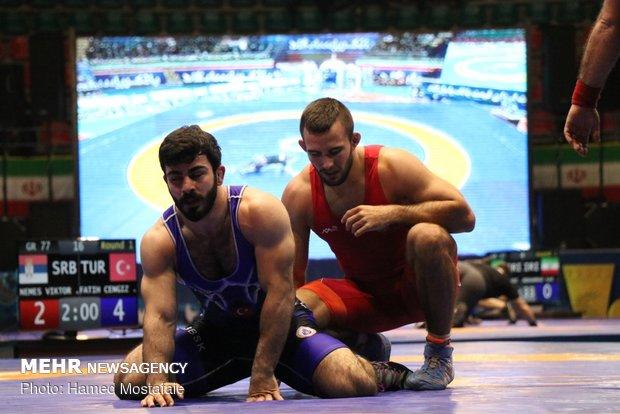 تیم سینا صنعت ایذه با غلبه بر ترکیه عنوان سوم جهان را کسب کرد