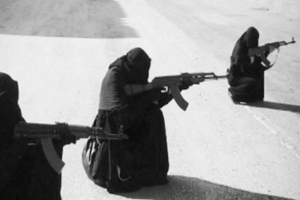 بازداشت یکی از خطرناکترین زنان داعشی در عراق