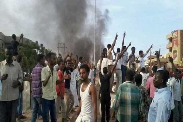 کشته شدن ۲۴ نفر در ناآرامی های اخیر سودان